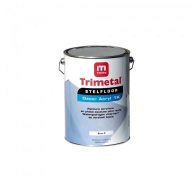 Steelfloor Decor Acryl 1K peinture sols